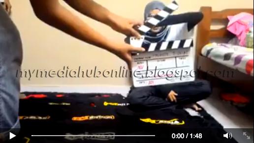 VIDEO Gadis Melayu Selamba Jual T Shirt Lucah