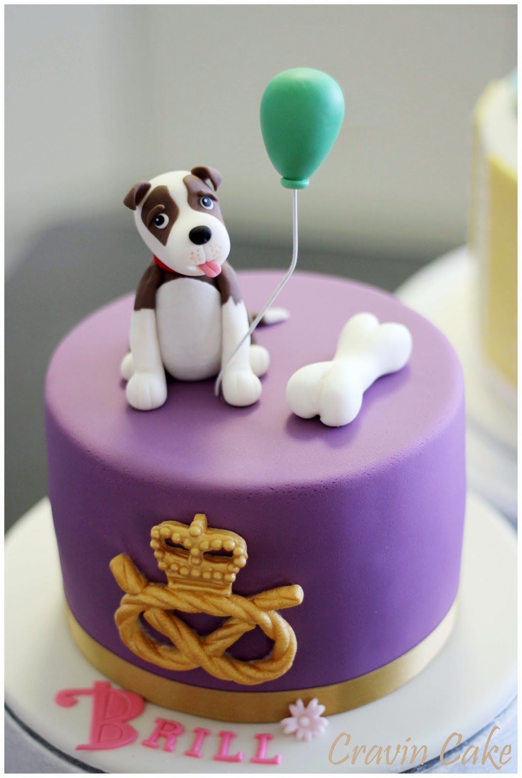 Dog stealing birthday cake - photo#13