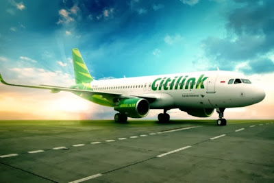 Citilink Indonesia, Airbus A320 Sharklets. ZonaAero