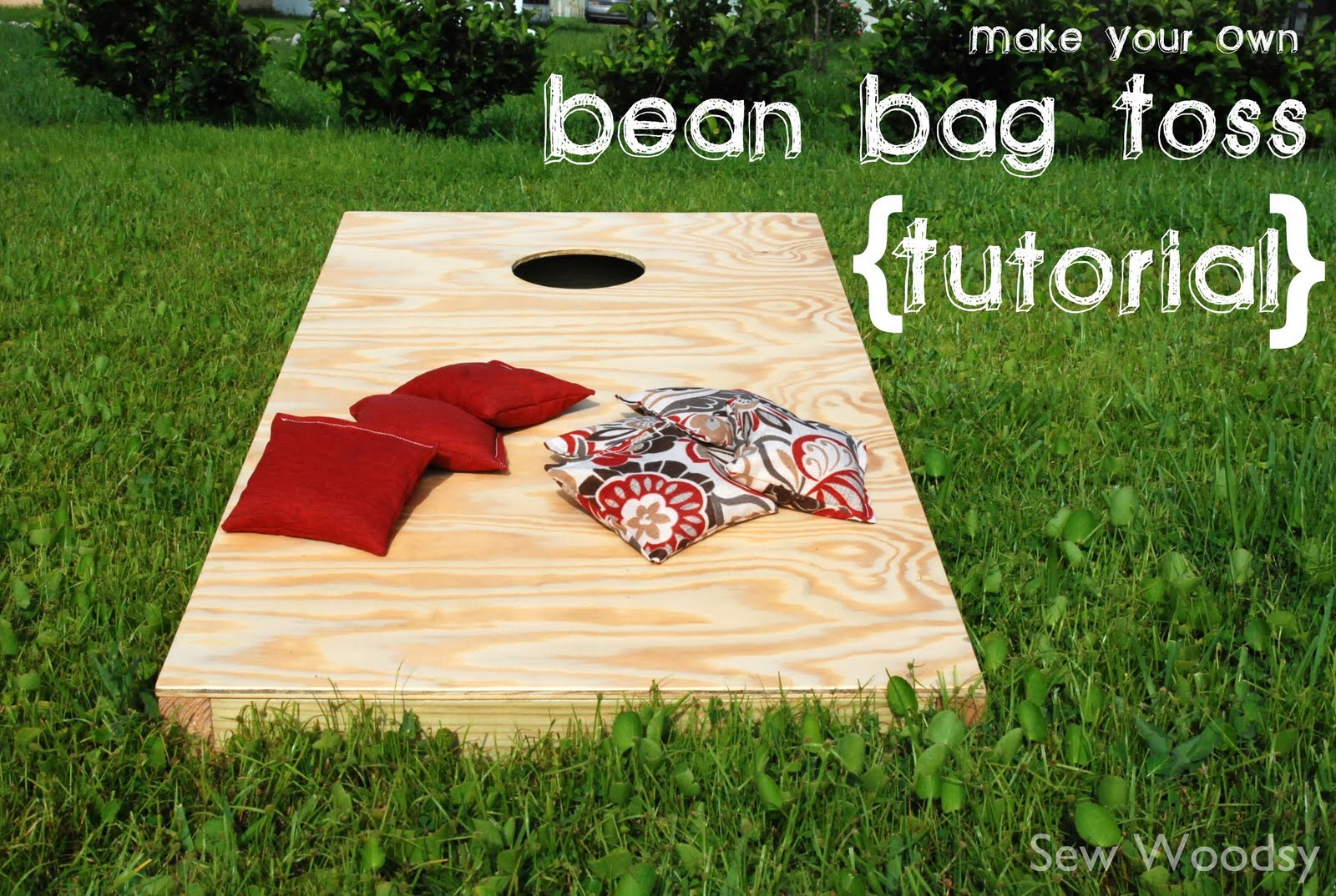 Bean Bag Toss Guest Blogging On Sawdust And Paper Ss