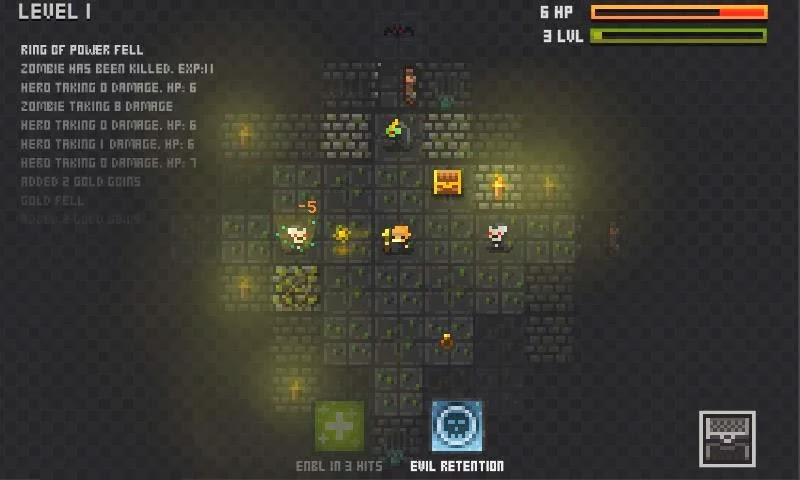 Hell, The Dungeon Again! v1.0.7