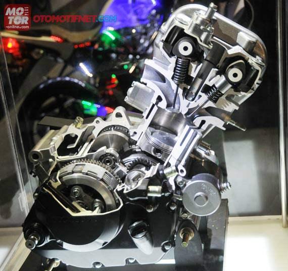 Kelistrikan Sepeda Motor Honda Cb