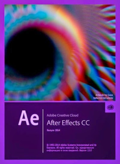 Adobe After Effects CC 2014 v13.0.1 (64 bit)