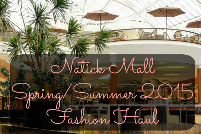 natick mall, fashion haul