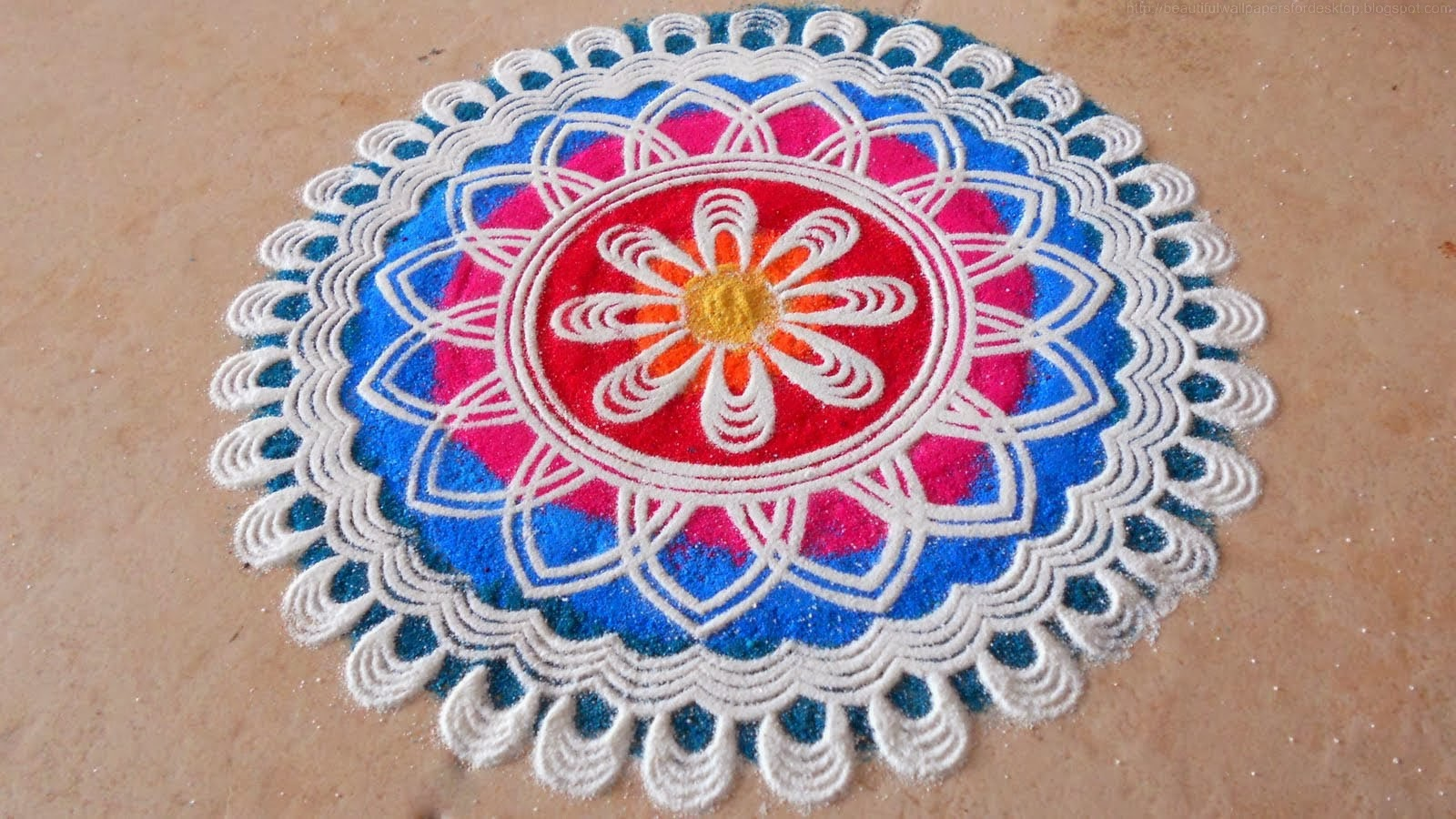 rangoli designs wallpaper stars - photo #38