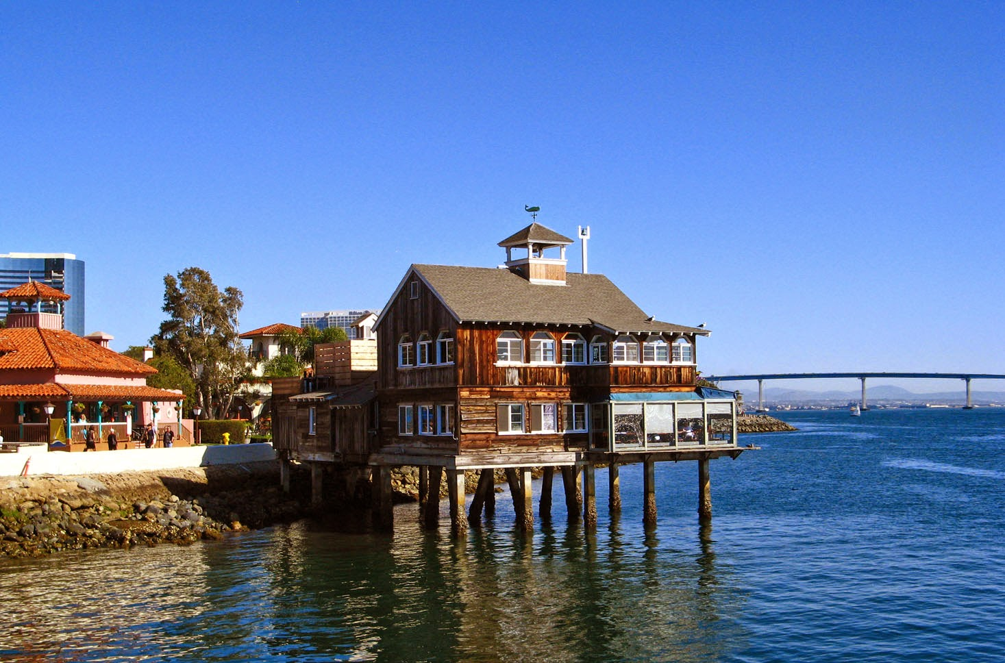seaport village san diego restaurants best restaurants