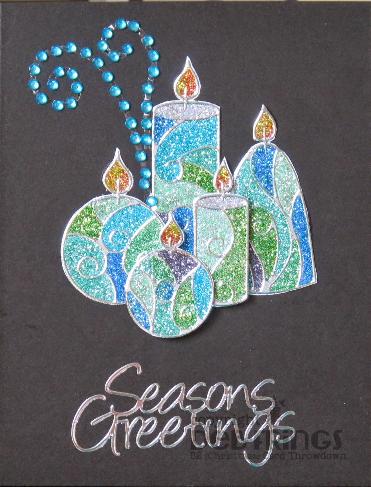 Season's Greetings - photo by Deborah Frings - Deborah's Gems