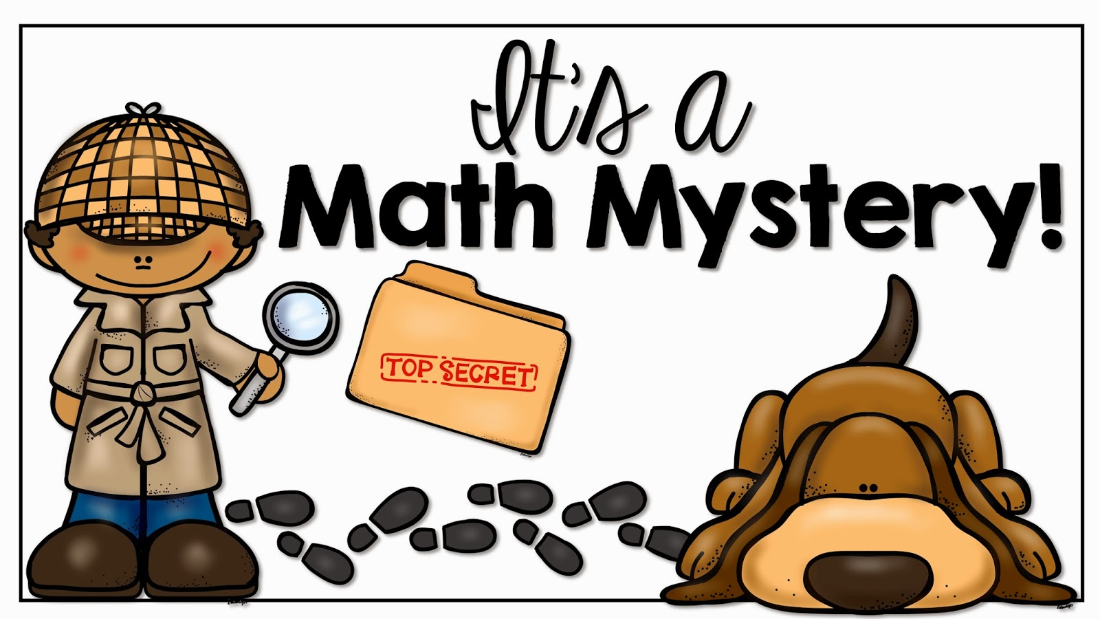 me and my threes mystery math