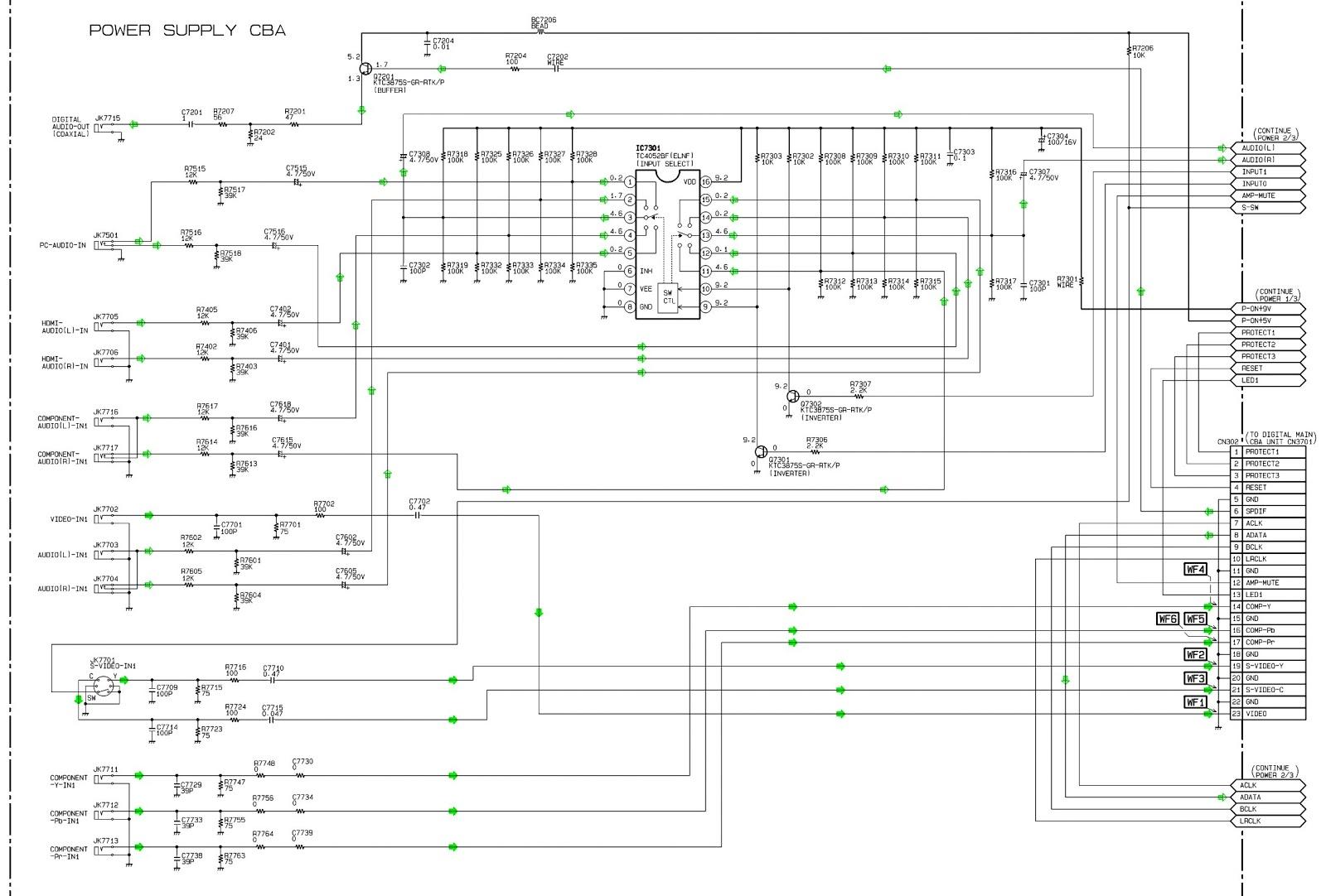 zenith schematics, dayton schematics, samsung schematics, on sylvania lc195sl9 a schematic diagram