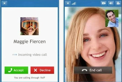 facebook video call on phone