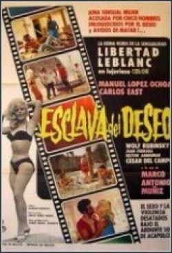 Esclava del deseo – 1968 Español