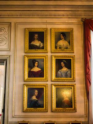 Galería de las bellezas del Palacio de Nymphenburg