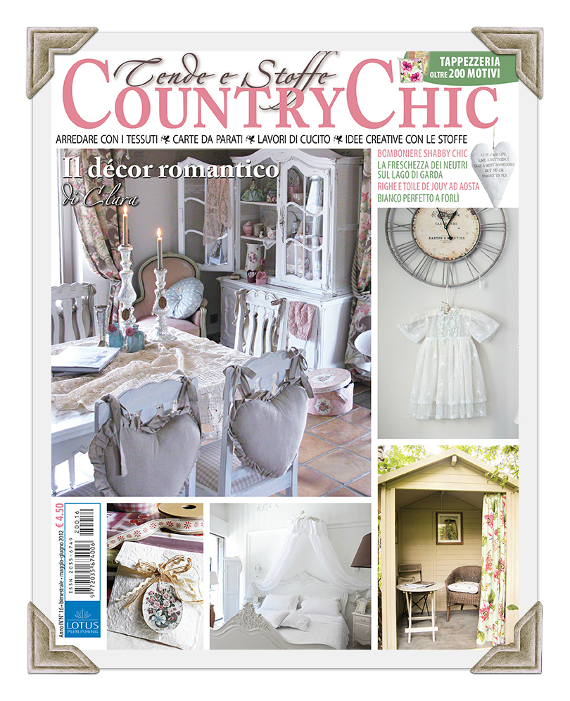Petit coterie succi arredamenti featured in prominent for Tende country chic
