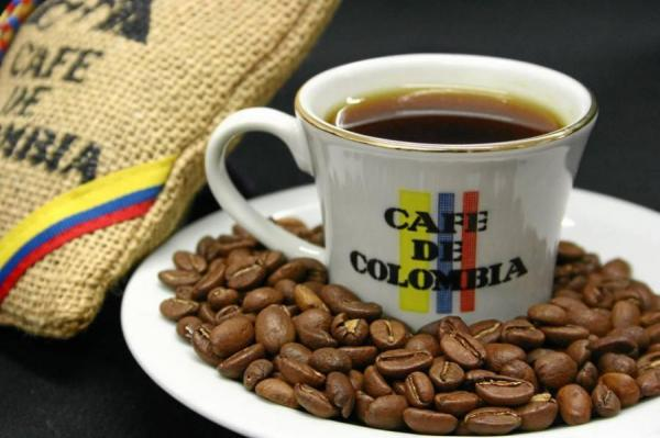 Consume café de Colombia