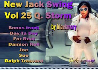New Jack Swing Vol 25 Q. Storm - [by blackmary]24092012