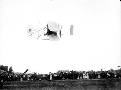 The Wright brothers Type A Flyer