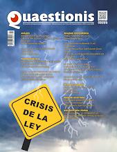 Número más reciente de Quaestionis [4 años de generar El Arte de Pensar]