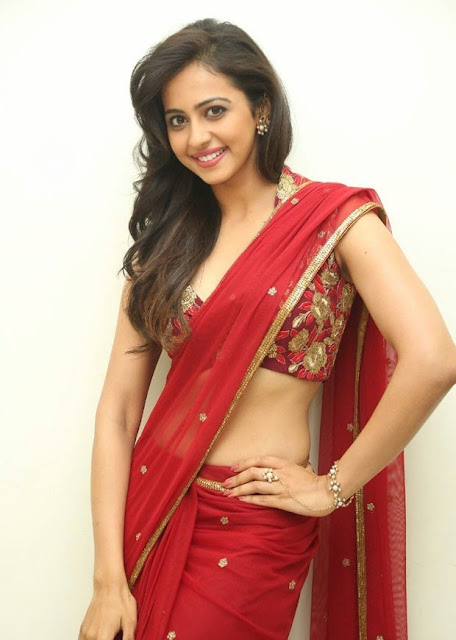 Rakul Preet Singh Stills at Tiger Movie Audio Launch 14.jpg