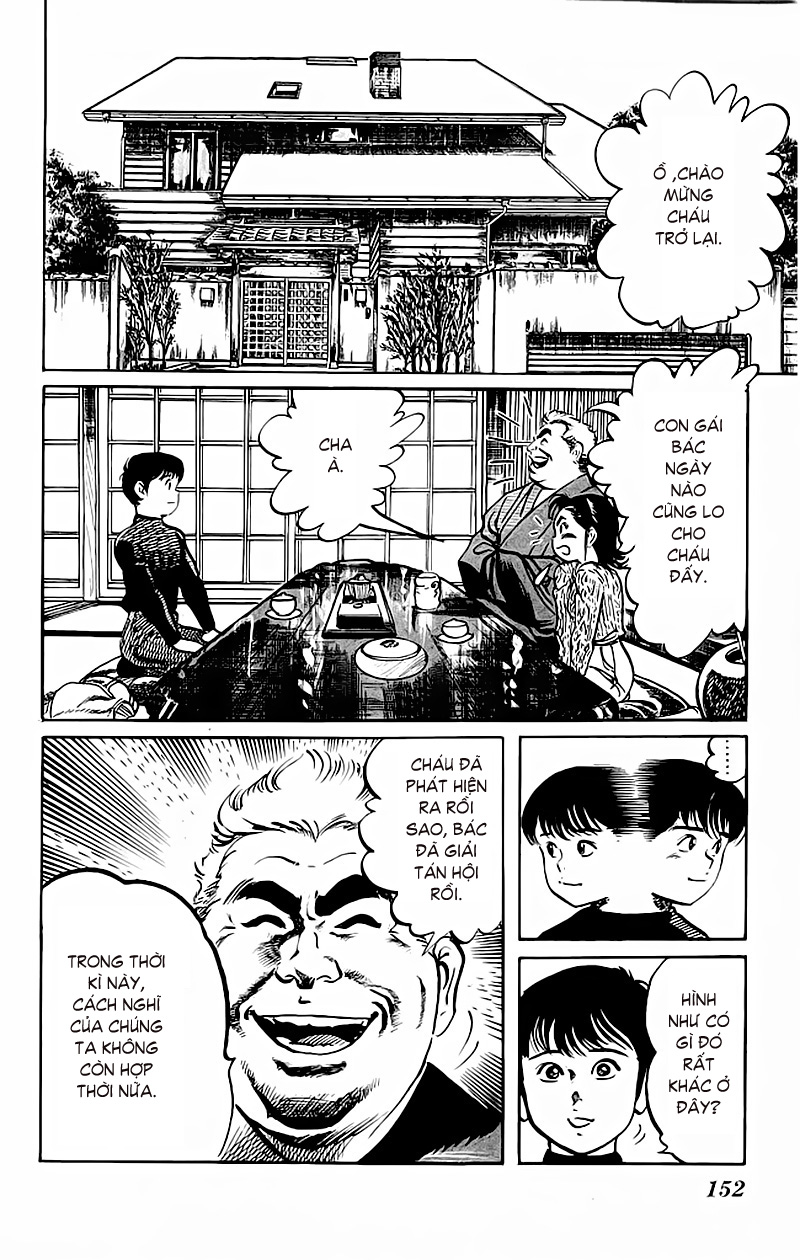 Kenji-Quyền Nhi Phương Thế Ngọc chap 192 - Trang 2