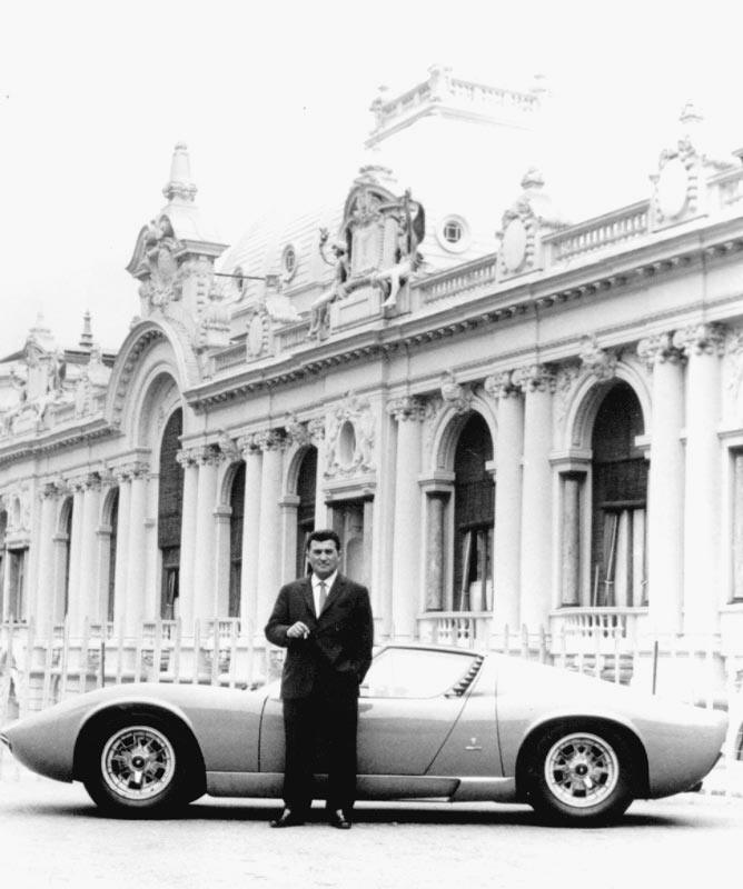 Lamborghini 50th Anniversary | Automobili Lamborghini S.p.A | Lamborghini cars | Lamborghini history