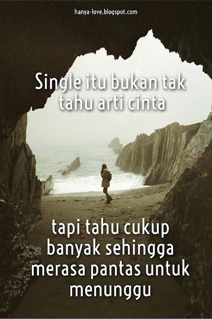 Mengapa Single Rela Menunggu Cinta ?