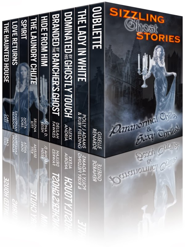 Sizzling Ghost Stories