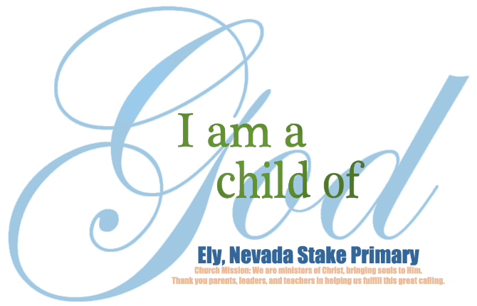 Ely NV Stake Primary