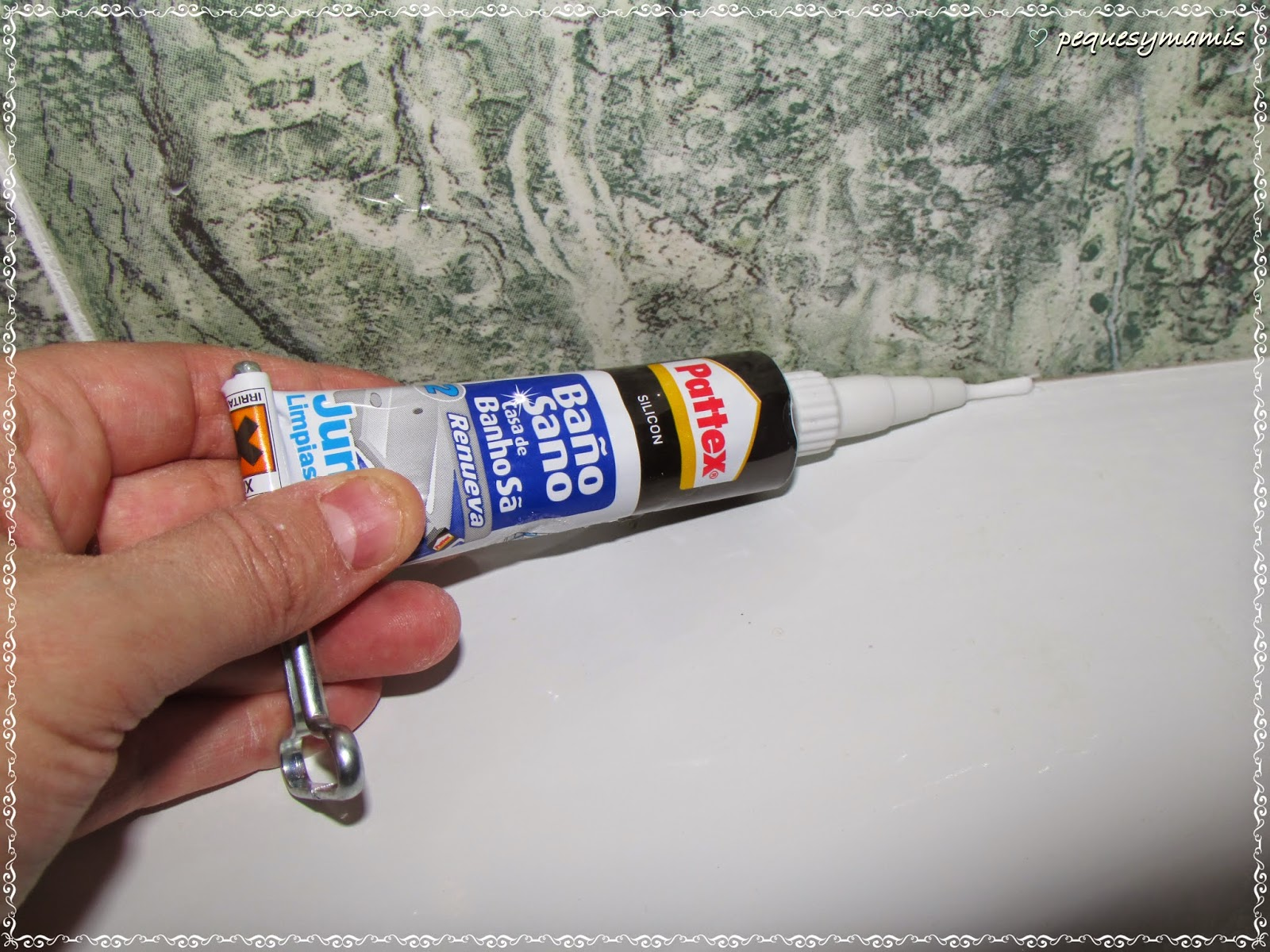 Quitar moho silicona mampara hydraulic actuators - Limpiar juntas azulejos ducha ...