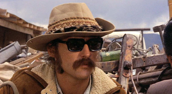 Dennis Hopper directed Easy Rider and acted in it.