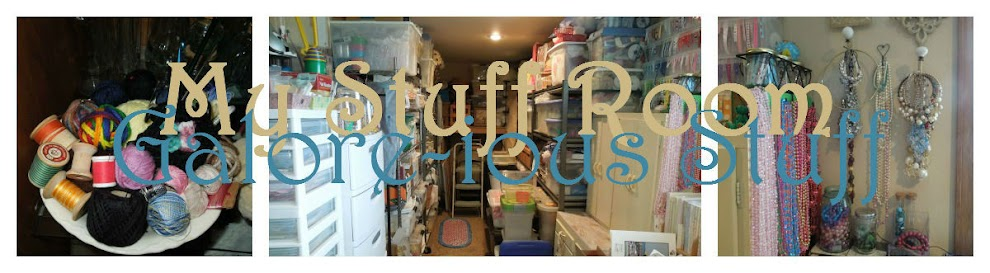 My Stuff Room / Galore-ious Stuff