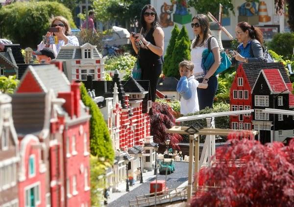 Legoland Ceny