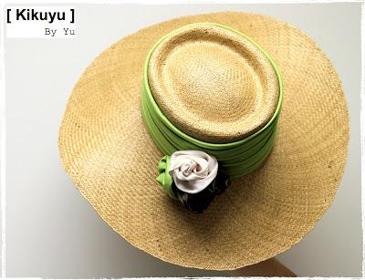 Modiste Chapeau en paille