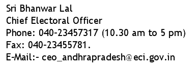 Contact Address CEO AP