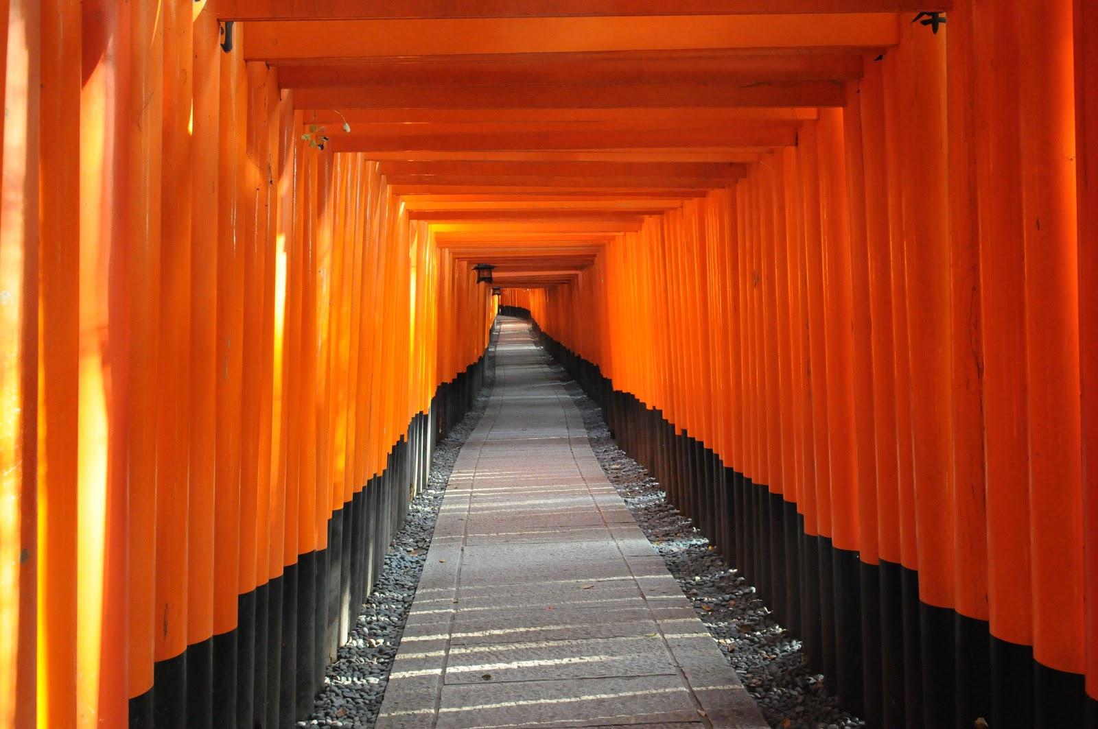 The Local Global World with Peter Wik: Fushimi Inari Taisha, Kyoto, Japan