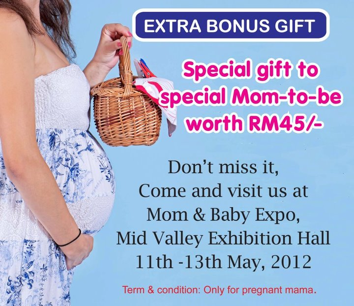 Baby Gift Expo : Mom baby expo free gift worth rm giveaway malaysia