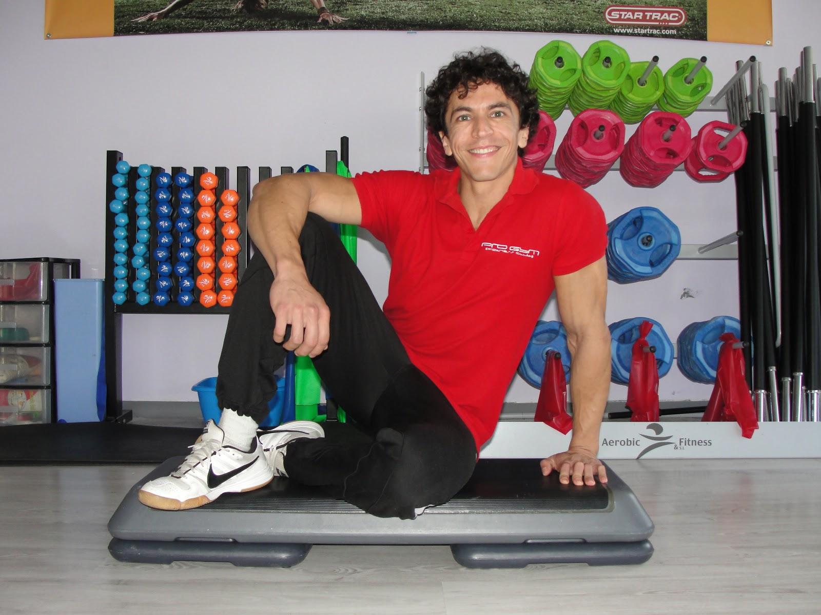 Palmesanos helio morelato monitor de musculaci n y for Monitor gimnasio