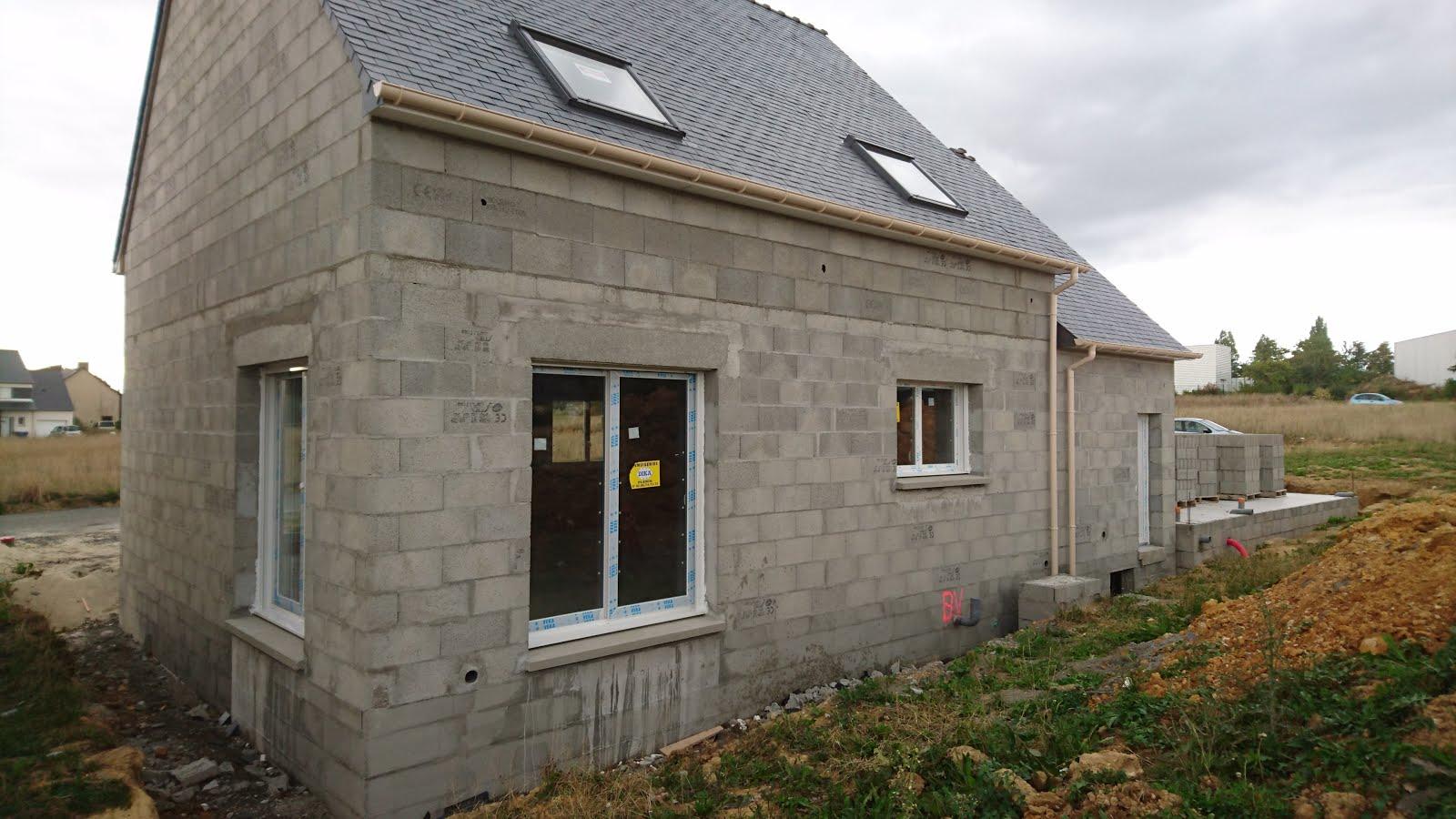 Notre projet de maison individuelle villad ale mouaz for Agrandissement maison hors d eau hors d air