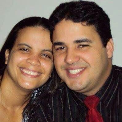 Missionários: Pr. Dario e Chistiane