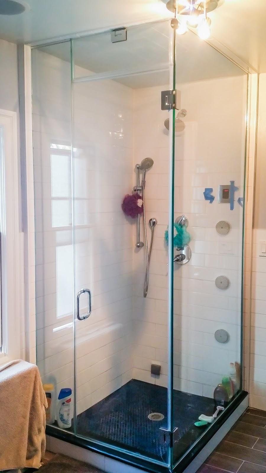 Shower Doors Glass Table Top