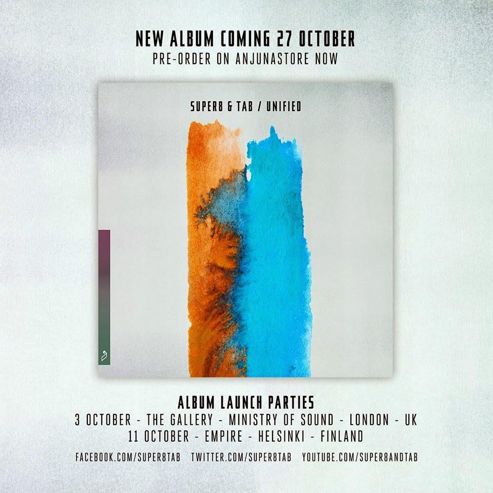 super8&tab album launch party