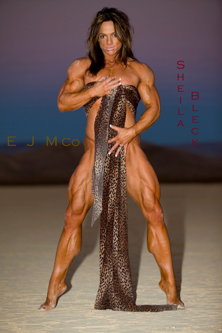 Sheila Bleck Interview By Female Muscle Guide