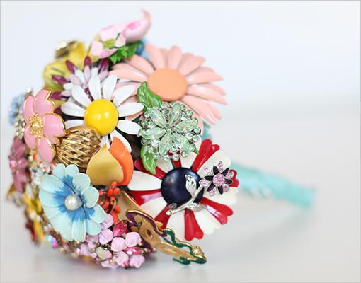 The Wedding Design Blog Unusual Wedding Bouquet Ideas