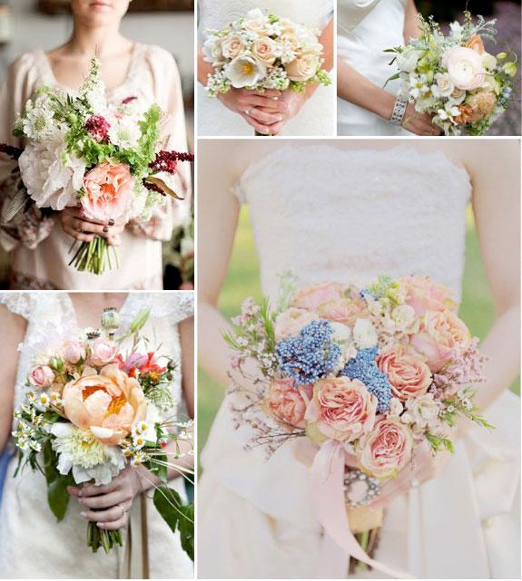 7 Kwiatów Tanie Bukiety ślubne