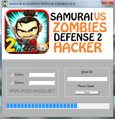 Samurai vs Zombies Defense 2 iPhone Cheats and Hacks - Free Coins and
