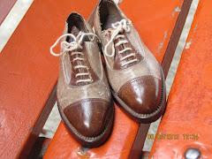 Los zapatos del tío abuelo de Valen