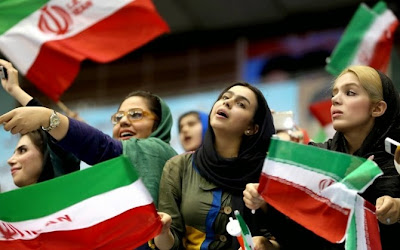 Iran bans women from watching the World Cup1