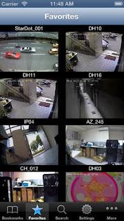 برنامج مجاني للتحكم في العديد من كاميرات المراقبة في مكان واحد متعدد المنصات Genius Vision NVR CmE