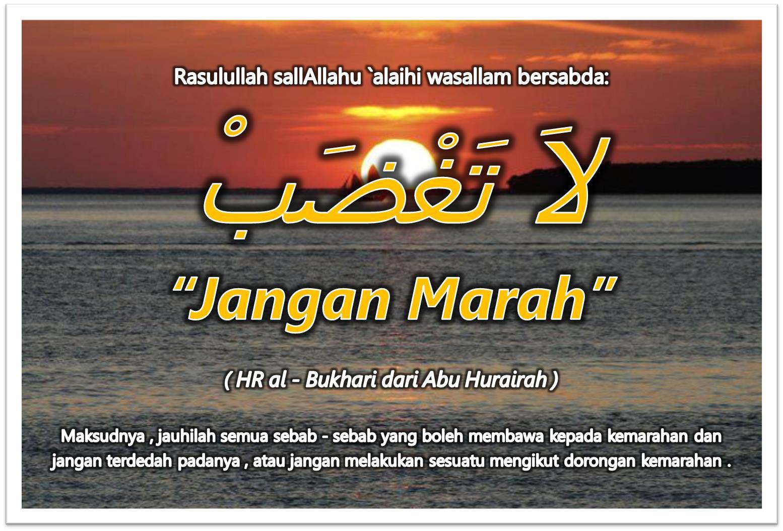 Kawal Marah (2) – Tanyalah Ustaz 07.03.2013