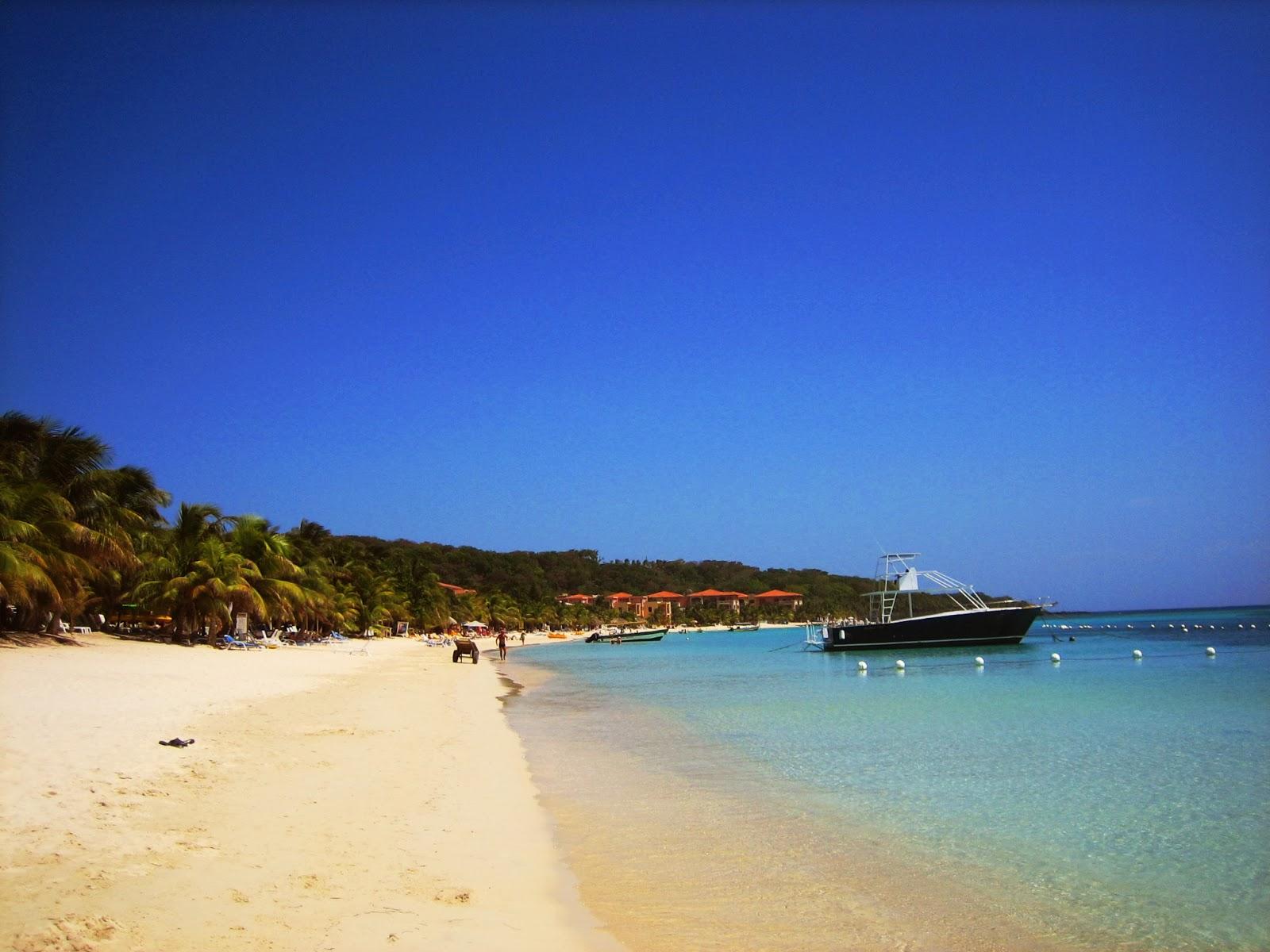 Eksotiske strande i Honduras