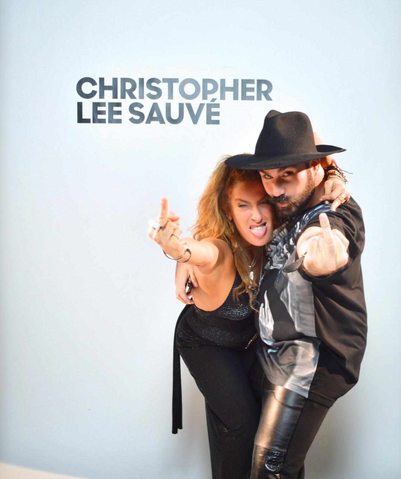 Fashion week Watch to designer christopher lee sauve for girls